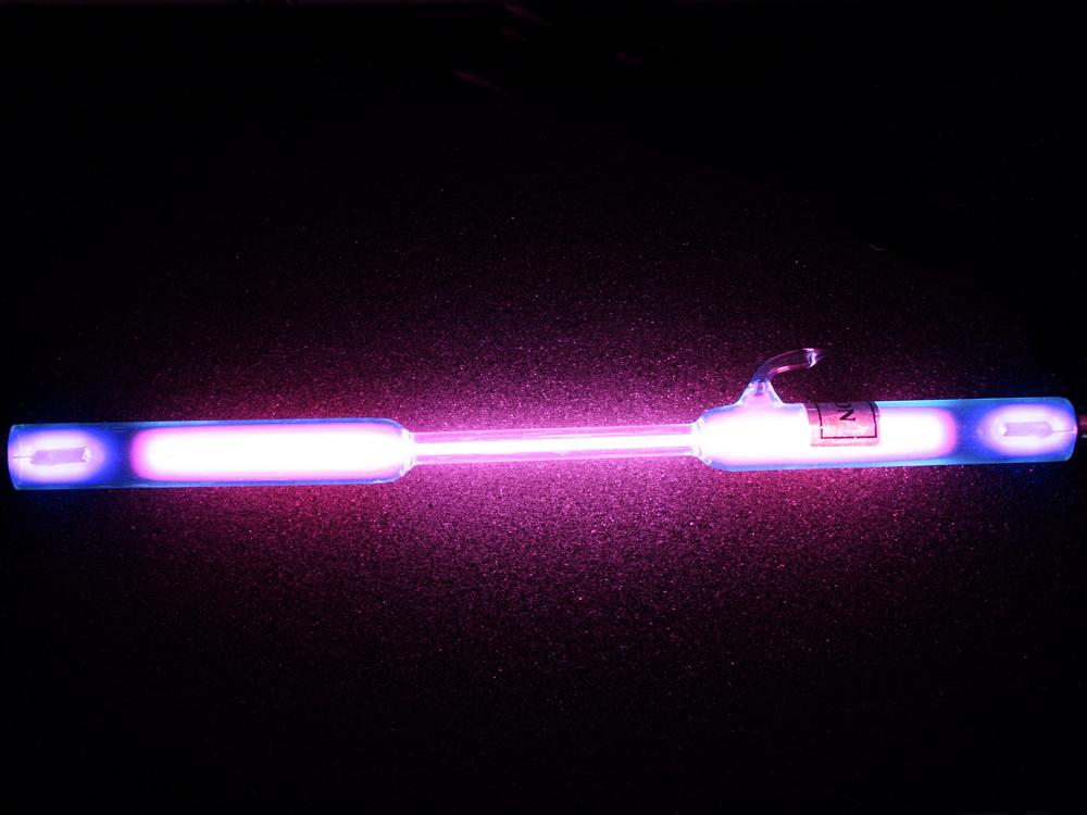Argon Ar spectrum discharge tube 200mm – Last one!