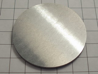 smart-elements - High purity ground UHP Chromium target 99.95%  - > 42 grams