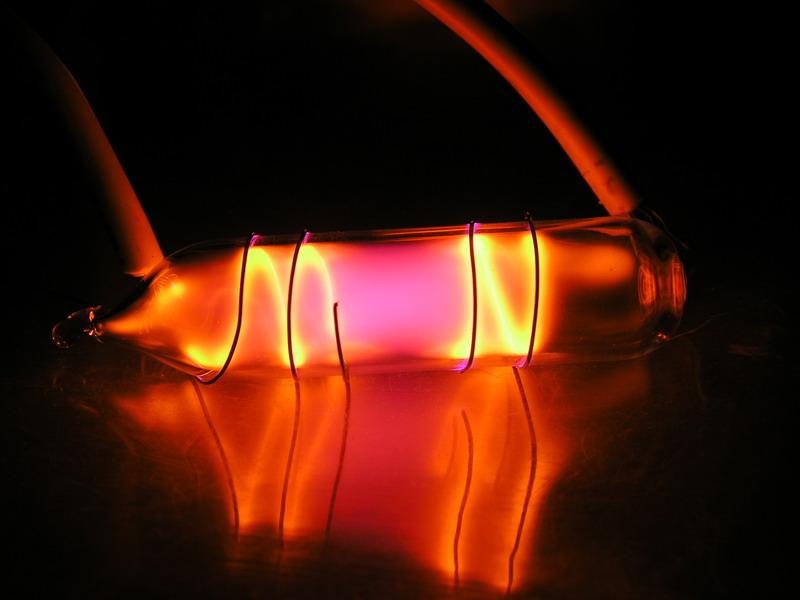 Neon gas ampoule, purity 99.999% element sample PREMIUM VERSION | eBay