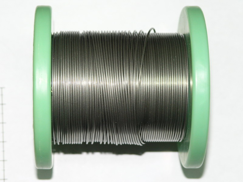 Niobium wire – 99.9% – 100cm – ? 1mm from the coil