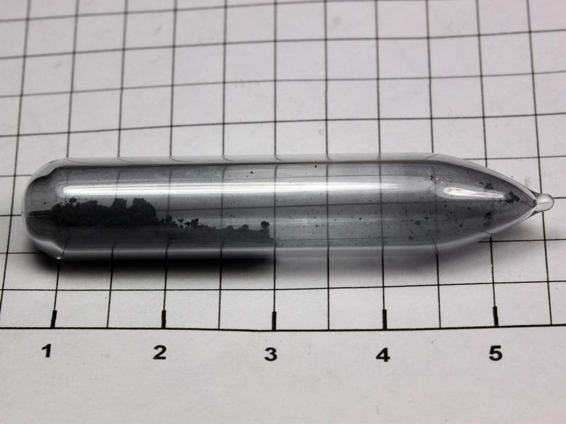 Os187 – Osmium 187 Isotope 0.34g