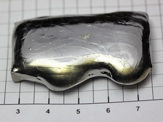 smart-elements - High purity E-Beam melted Tantalum 163.65g - 99.995%