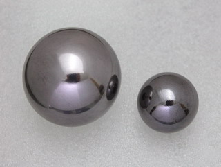 smart-elements - small high purity Tantalum sphere 30mm diameter - 277 grams