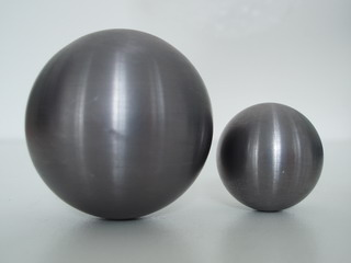 smart-elements - small high purity Tantalum sphere 30mm diameter - 345 grams