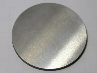 smart-elements - High purity ground molybdenum target 99.95%  - > 65 grams