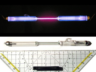 smart-elements - Deuterium gas spectrum discharge tube